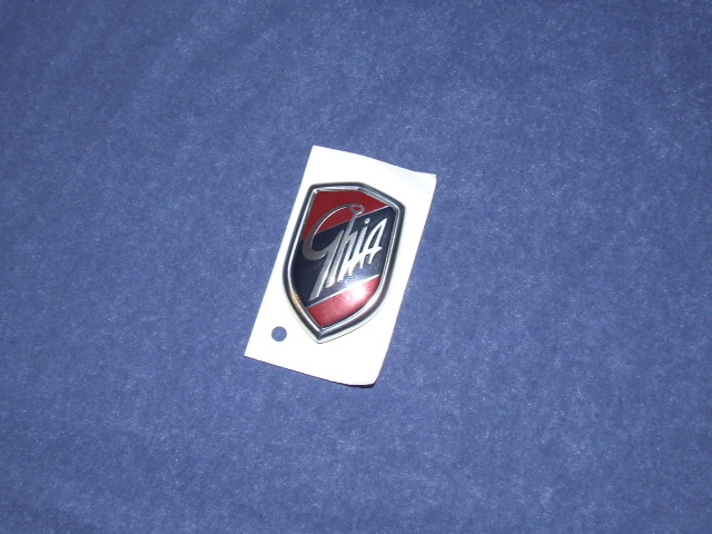 Ford Fusion Name Plate, Ghia, 3 Door Saloon 2001/-