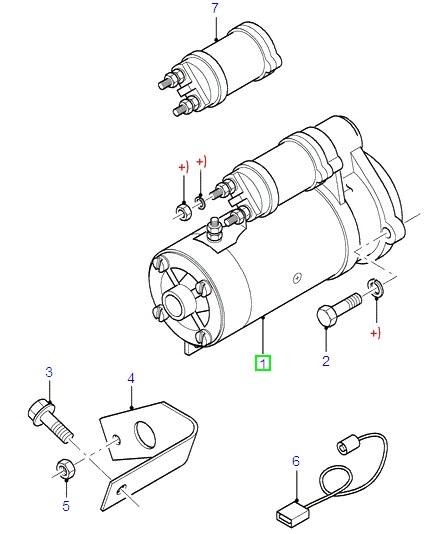Buy Starter Motors Parts In Uxbridge London Tomo Motorparts