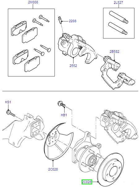 ford fiesta parts diagram