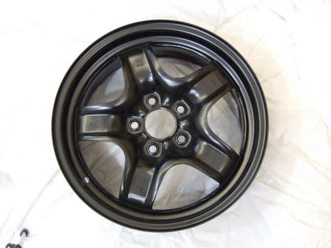 "Ford C-Max Wheel Assembly, 6.5 x 16"" Styled Steel Wheel 2007/2011"
