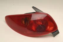 Peugeot 206 Rear Lamp (L/H) - Estate 1998/2005