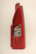 Citroen Berlingo Rear Lamp, Single Rear Door 2008/-