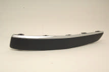 Peugeot 407 MK1 Rear Bumper Moulding (R/H) - Estate - Black & Chrome 2004/2008