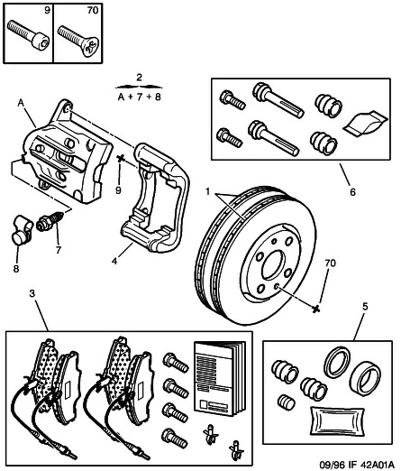 Buy Brake Discs parts in Uxbridge London - Tomo Motorparts
