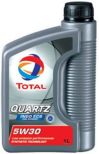 total quartz ineo ecs 5w 30 engine oil 1 litre ppr45. Black Bedroom Furniture Sets. Home Design Ideas