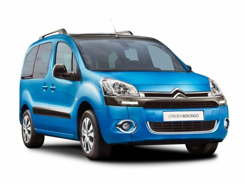 Berlingo III 2008 onwards