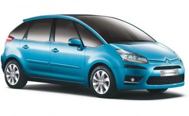 C4 Picasso 2007 onwards