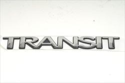 'Transit' Rear Badge