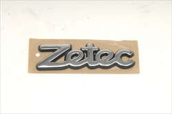 'Zetec' Badge